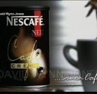 David Wynn-Jones Nescafe Creme